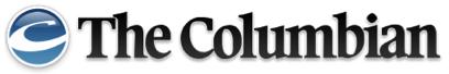 The Columbian logo