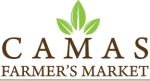 Camas Farmer's Market logo